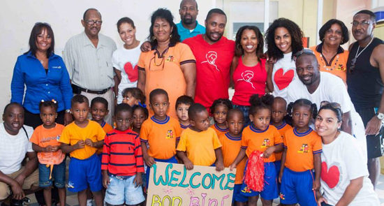 ohpsalms_curacao_donation