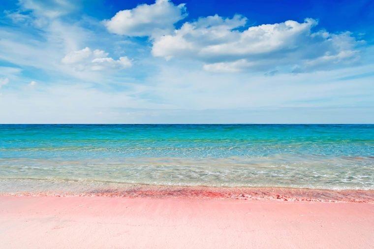 Pink Sand beach 2