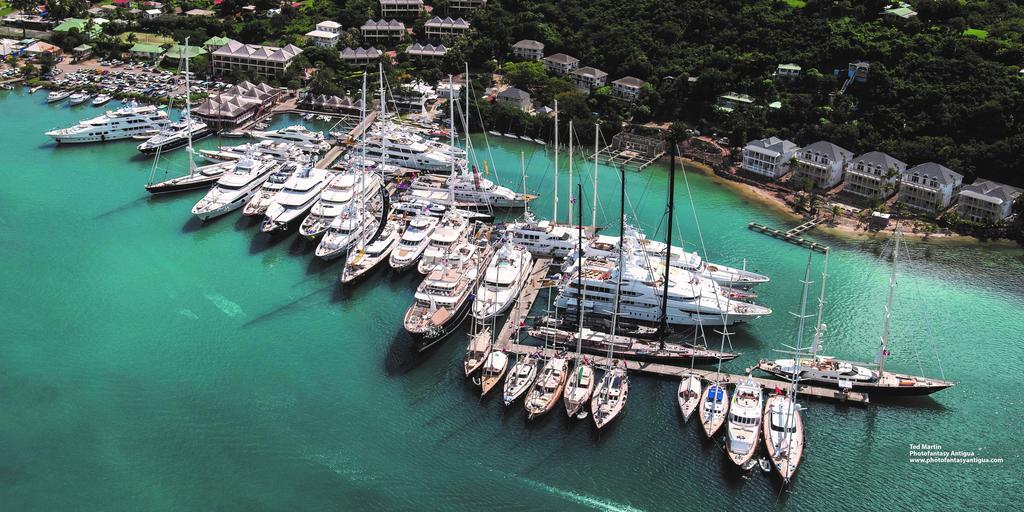 Yachts Antigua